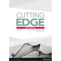 Книга для учителя Cutting Edge Advanced 3rd edition Teacher's Book with Teacher's Resources Disk Pack