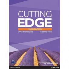Учебник английского языка Cutting Edge Upper-Intermediate 3rd edition Students' Book and DVD Pack