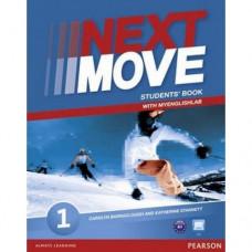 Учебник английского языка Next Move 1 (A1) Student's Book with MyEnglishLab