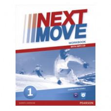 Рабочая тетрадь Next Move 1 (A1) Workbook + MP3 Audio