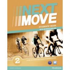 Учебник английского языка Next Move 2 (A2) Student's Book with MyEnglishLab