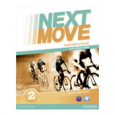 Книга для учителя Next Move 2 (A2) Teacher's Book + Multi-ROM