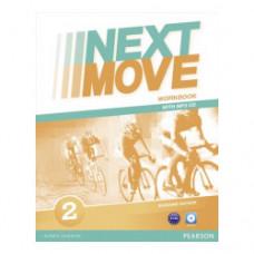Рабочая тетрадь Next Move 2 (A2) Workbook + MP3 Audio