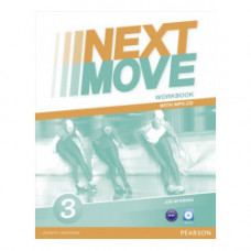 Рабочая тетрадь Next Move 3 (A2+) Workbook + MP3 Audio
