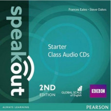 Диски Speakout (2nd Edition) Starter Class CD