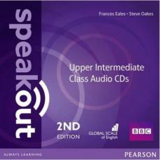 Диски Speakout (2nd Edition) Upper-Intermediate Class CD