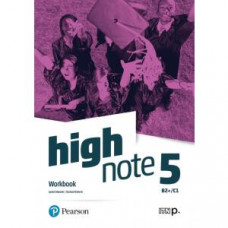 Рабочая тетрадь High Note Level 5 Workbook