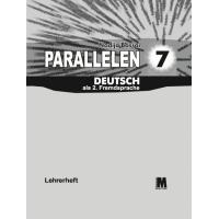 Книга учителя Parallelen 7 Lehrerheft