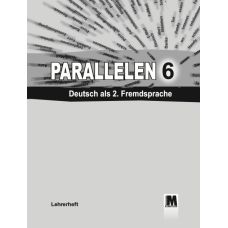 Книга учителя Parallelen 6 Lehrerheft