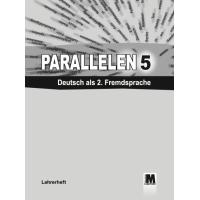 Книга учителя Parallelen 5 Lehrerheft