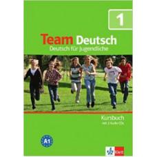 Учебник Team Deutsch 1 Kursbuch