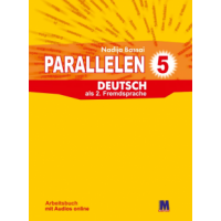 Рабочая тетрадь для 5-го класса Parallelen 5 Arbeitsbuch (1-й год обучения, 2-й иностранный)