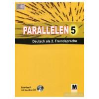 Тесты для 5-го класса Parallelen 5  Testheft  (1-й год обучения, 2-й иностранный)