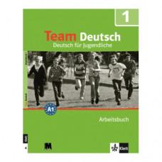Рабочая тетрадь Team Deutsch 1 Arbeitsbuch