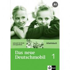 Рабочая тетрадь Das neue deutschmobil 1 Arbeitsbuch