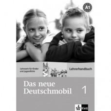 Книга для учителя Das neue deutschmobil 1 Lehrerhandbuch