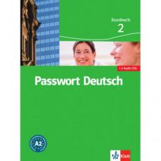Учебник Passwort Deutsch 2 Kursbuch