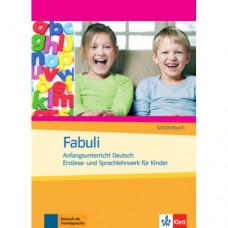 Учебник Fabuli Lehrbuch