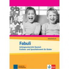 Рабочая тетрадь Fabuli Arbeitsbuch