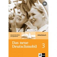 Рабочая тетрадь Das neue deutschmobil 3 Arbeitsbuch