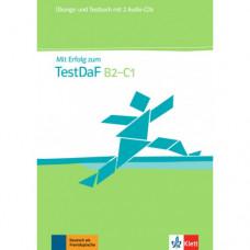 Тесты Mit Erfolg zum TestDaF. Übungs-und Testbuch