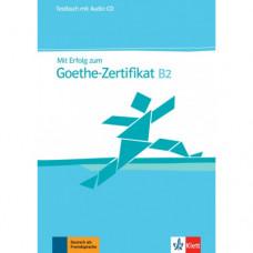 Тесты Mit Erfolg zum Goethe B2. Testbuch
