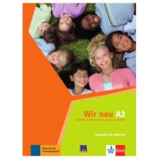 Учебник Wir Neu A2 Lehrbuch