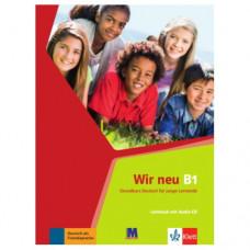 Учебник Wir Neu B1 Lehrbuch