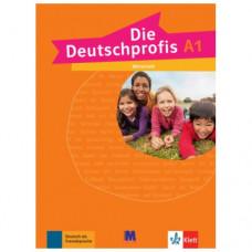 Словарь Die Deutschprofis A1 Wörterheft