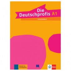 Книга для учителя Die Deutschprofis A1 Lehrerhandbuch