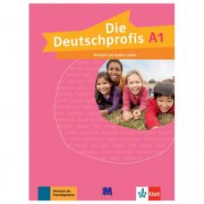 Тесты Die Deutschprofis A1 Testheft