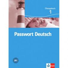 Рабочая тетрадь Passwort Deutsch 1 Übungsbuch