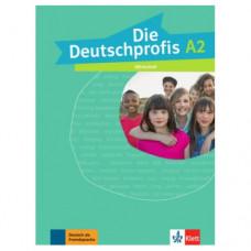 Словарь Die Deutschprofis A2 Wörterheft