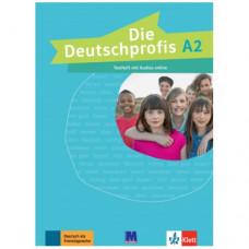 Тесты Die Deutschprofis A2 Testheft