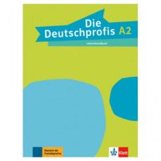 Книга для учителя Die Deutschprofis A2 Lehrerhandbuch