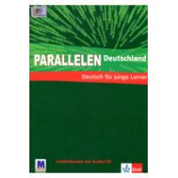 Учебник Parallelen Deutschland. Landeskunde mit + (1 аудио CD-MP3)