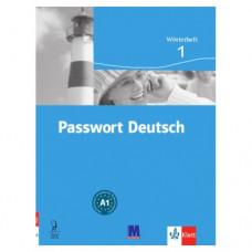 Словарь Passwort Deutsch 1 Wörterheft
