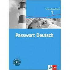 Книга для учителя Passwort Deutsch 1 Lehrerhandbuch