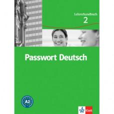 Книга для учителя Passwort Deutsch 2 Lehrerhandbuch