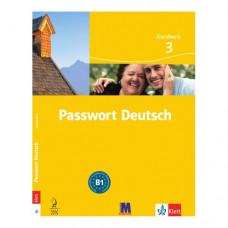 Учебник Passwort Deutsch 3 Kursbuch