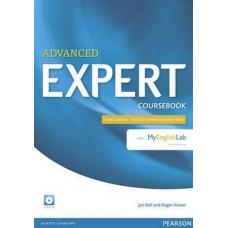 Учебник английского языка Advanced Expert (3rd Edition) Coursebook with Audio CD & MyEnglishLab
