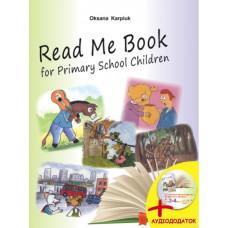 "Книга для чтения 3-4 класс ""Read Me Book for Primary School Children"""