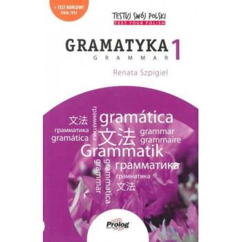 Testuj Swoj Polski - Gramatyka 1