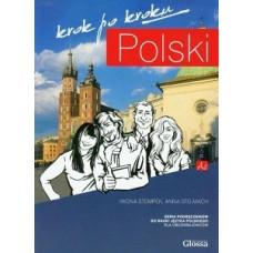 Учебник Polski krok po kroku 2 Podręcznik studenta z CD