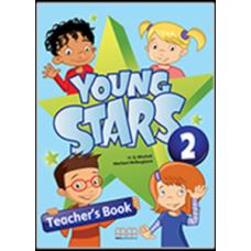 Книга для учителя Young Stars 2 Teacher`s Book