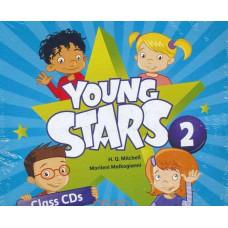 Диски  Young Stars 2 Class Audio CD