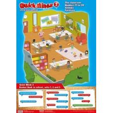 Комплект плакатов Quick Minds 2 for Ukraine  Posters