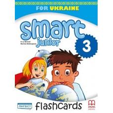 Карточки Smart Junior for Ukraine 3 Flash Cards