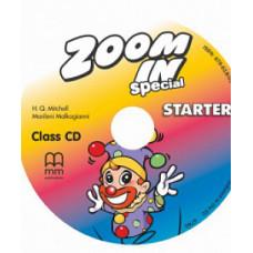 Диск Zoom in Starter  Class Audio CD