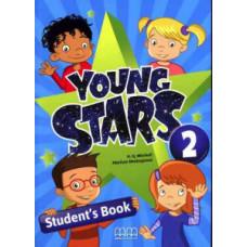 Учебник Young Stars 2 Student`s Book